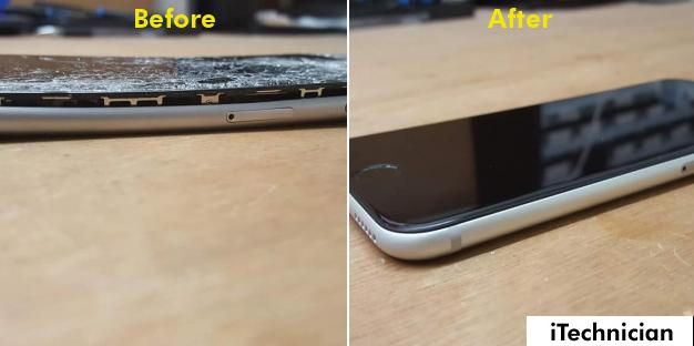 iPhone 6 Screen Replacement in York
