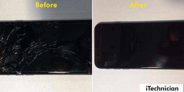 iPhone Screen Repair in Nantwich