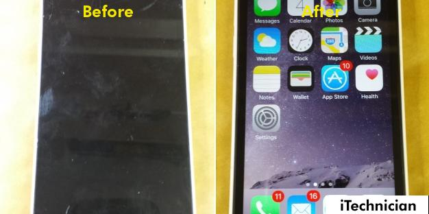 iPhone Repair and Screen Replacement in Thornton-Cleveleys