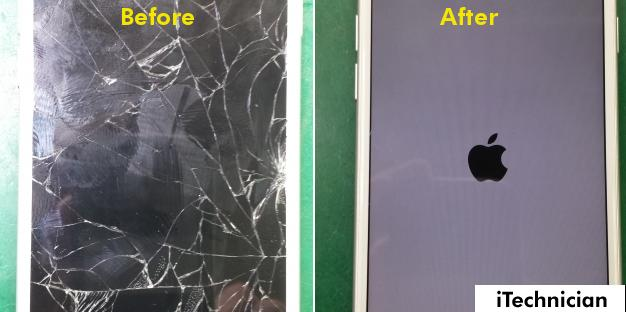 iPhone 6 Screen Repair in Cleveleys