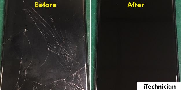 iPhone 7 Screen Replacement in Ashford, Kent
