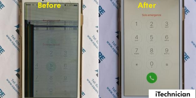 iPhone 6 Screen Replacement in London
